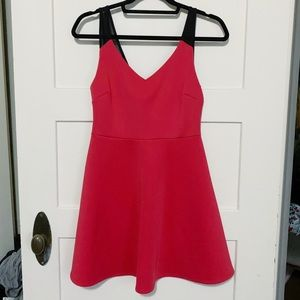 Red Party Dress - Size M